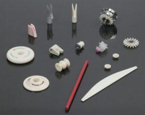 Komponenten für Textiltechnik